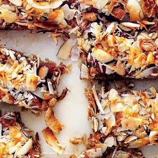 Coconut-Date Power Breakfast Bars