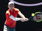 David Goffin reist voor Davis Cup niet af naar Brazilië