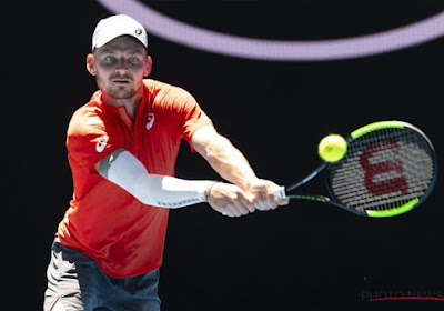 Goffin treft Krajinovic in tweede ronde Montpellier