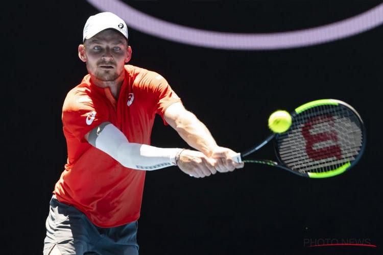 Goffin hakt knoop door over deelname aan de Davis Cup