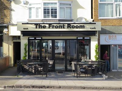 The Front Room On Station Road Cafe Tearoom In Chingford London