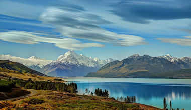 Photo: Lake Tekapo in New Zealand.  Photo by Trey Ratcliff from http://www.StuckInCustoms.com — all works are Creative Commons Noncommercial.  Enjoy and share! :)