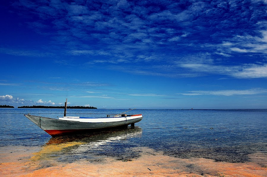 by Taufiqurakhman Ab - Transportation Boats