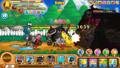 Larva Heroes: Episode2