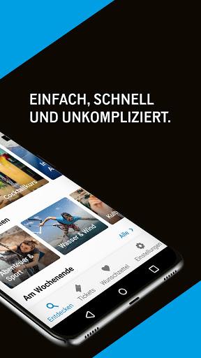 Jochen Schweizer NOW! - Vom Click zum Erlebnis! screenshots 2