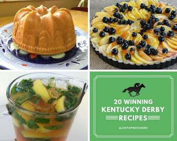 20 Winning Kentucky Derby Recipes