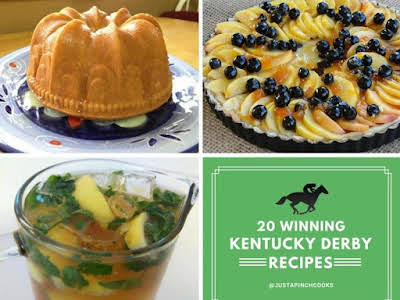 20 Winning Kentucky Derby Recipes