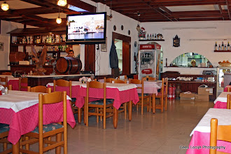 Photo: Ixia. Olympias. Onze favoriete restaurant | Our favorite restaurant.  www.loki-travels.eu