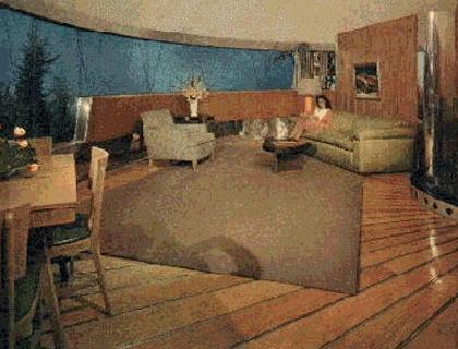 Swivel Pod Room For The Garden