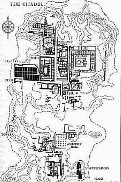 Mohenjo-Daro, Pakistan, 2,500u20131,600 BCE u2022 Non monumental - printable lined paper sample