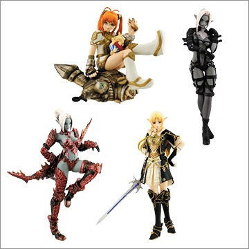 Lineage 2 gashapon