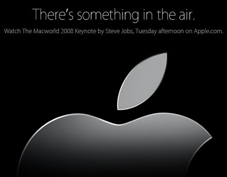 apple keynote 2008