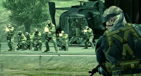 metal gear solid 4 foto2
