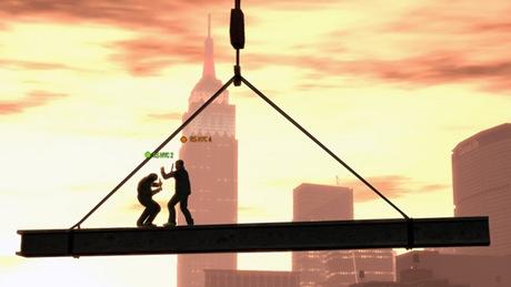 GTA IV multplayer