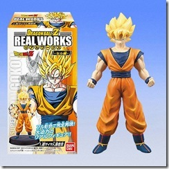 Dragon Ball Z Candy toy