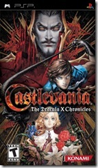 castelvania dracula chronicles psp