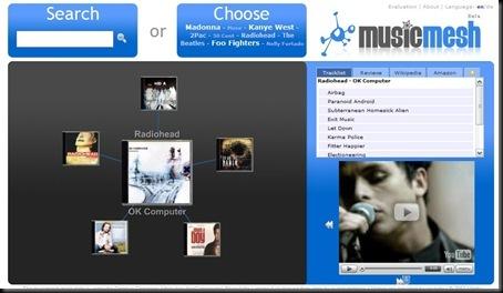 MusicMesh