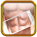 Six Pack Abs Photo Editor icon