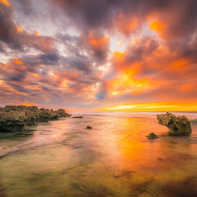 by Jerry ME Tanigue - Landscapes Cloud Formations