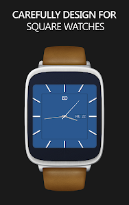 HD Watch face - Azure screenshot 1