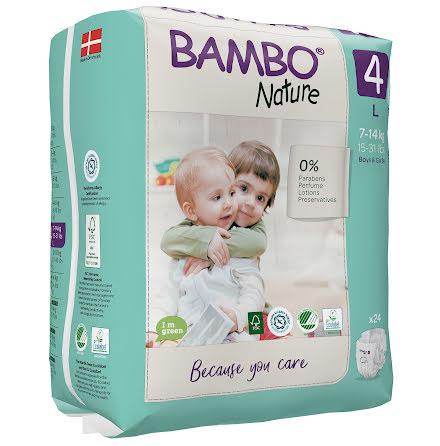 Bambo Nature, 7-14 kg, 24/fp