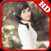 HotGirl HD Wallpaper Lock Screen & Home Screen