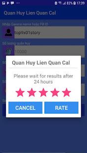 App Calculator Quan huy Lien quan mobile APK for Windows Phone