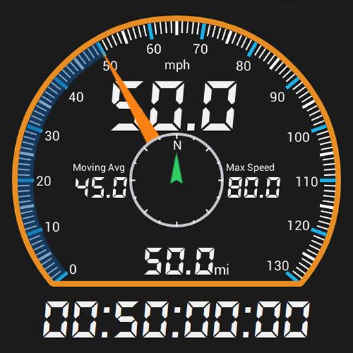 GPS HUD Speedometer Plus