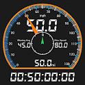 GPS HUD velocímetro Mais icon