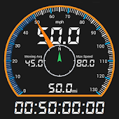 GPS HUD Speedometer Plus