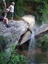 Photo: Водопад Козырек.