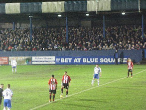 Photo: 28/11/08 v Brentford (FAC2) 2-1 - contributed by Leon Gladwell