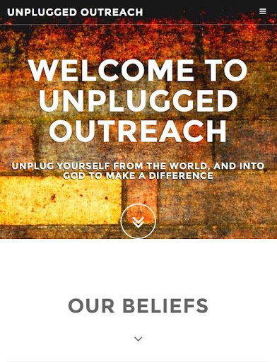Unplugged Outreach