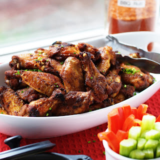 Dry Rub Chicken Wings Recipes