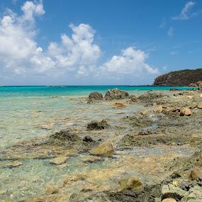 St John beaches by Gabriela Zandomeni - Landscapes Beaches ( vacations, st john, paradise,  )