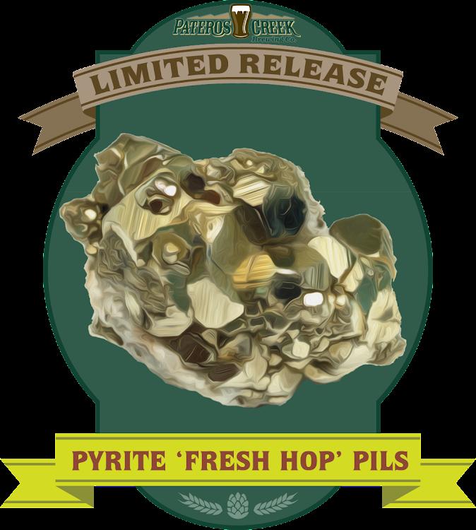 Logo of Pateros Creek Pyrite Pils