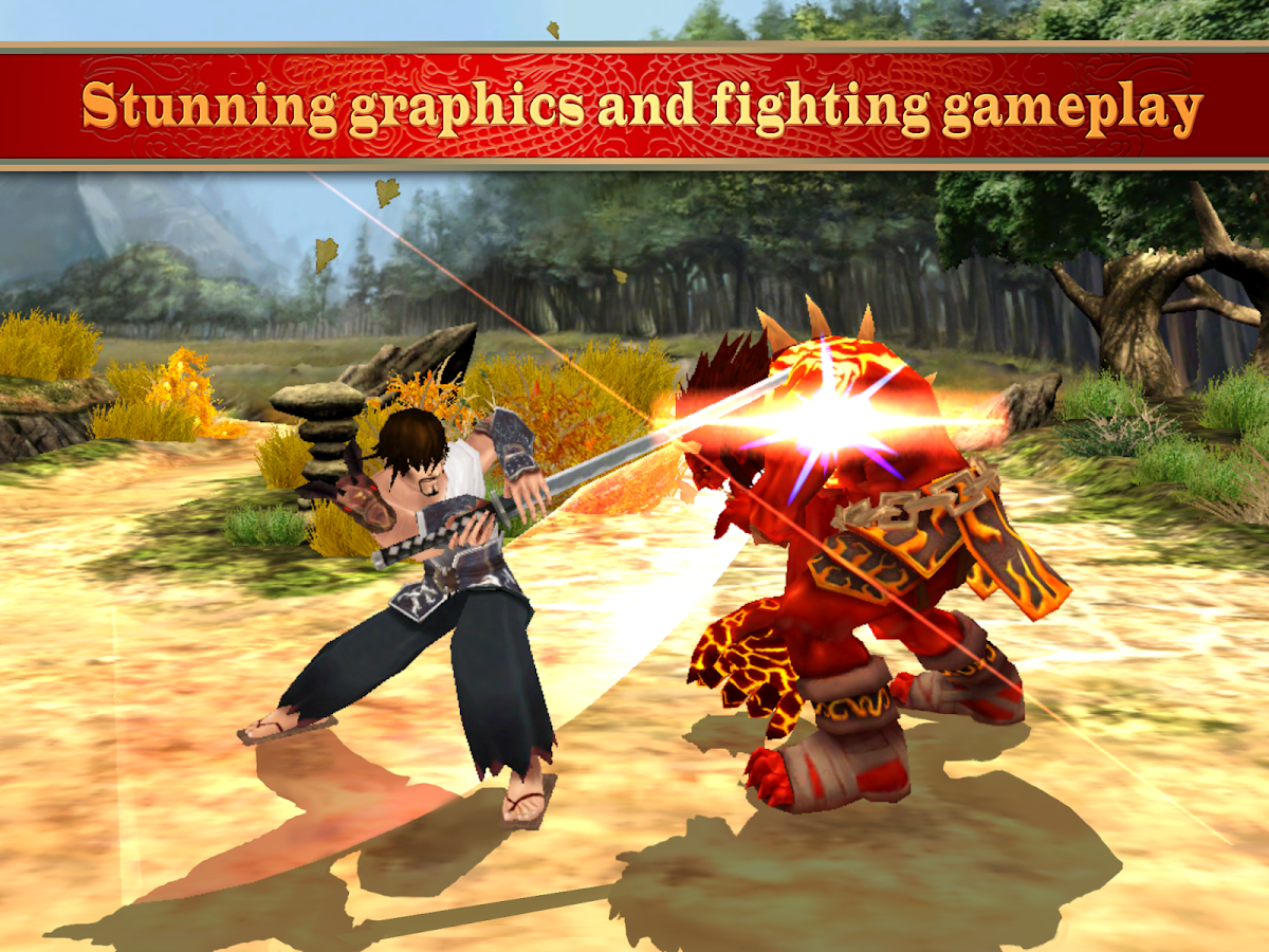 Bladelords - the fighting game- screenshot
