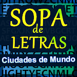 Sopa de letras : Ciudades Icon