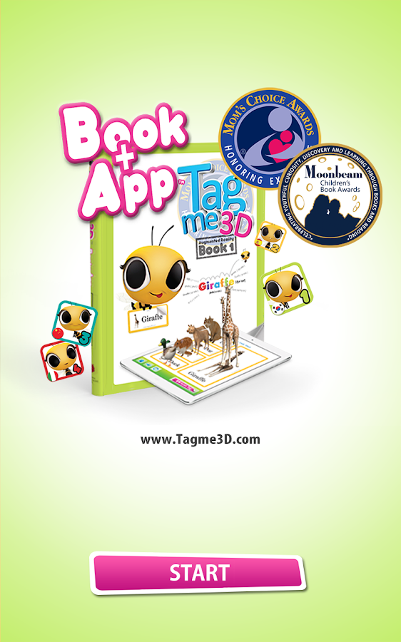 Tagme3D EN Book1- screenshot
