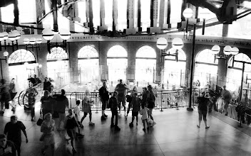 Photo: Jackie Robinson Rotunda at Citi Field August 11, 2012  #365project curated by +Simon Kitcher+Patricia dos Santos Patonand +Vesna Krnjic  #mets  #citifield  #baseball  #newyorkcity  #iphoneography