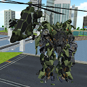 X Robot Helicopter APK