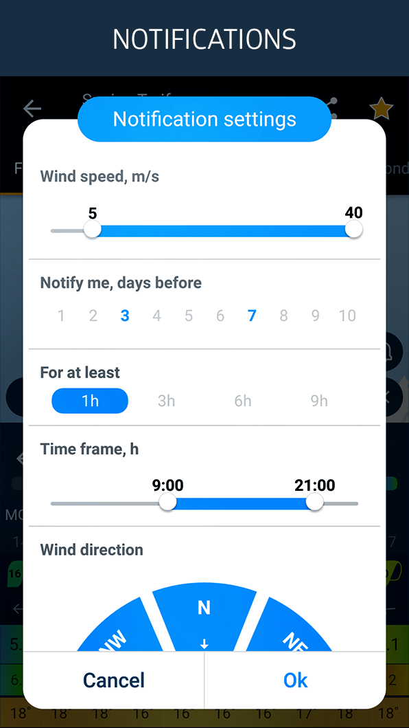 WINDY APP: wind forecast & marine weather Screenshot 4