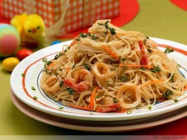 Shanghai Pasta Recipe