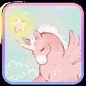 Cuteness Unicorn Keyboard icon