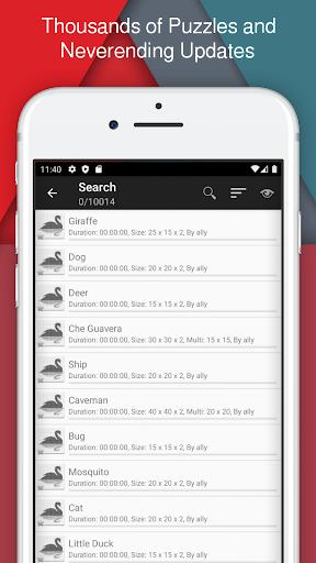 Griddlers Plus 1.11.12 screenshots 2