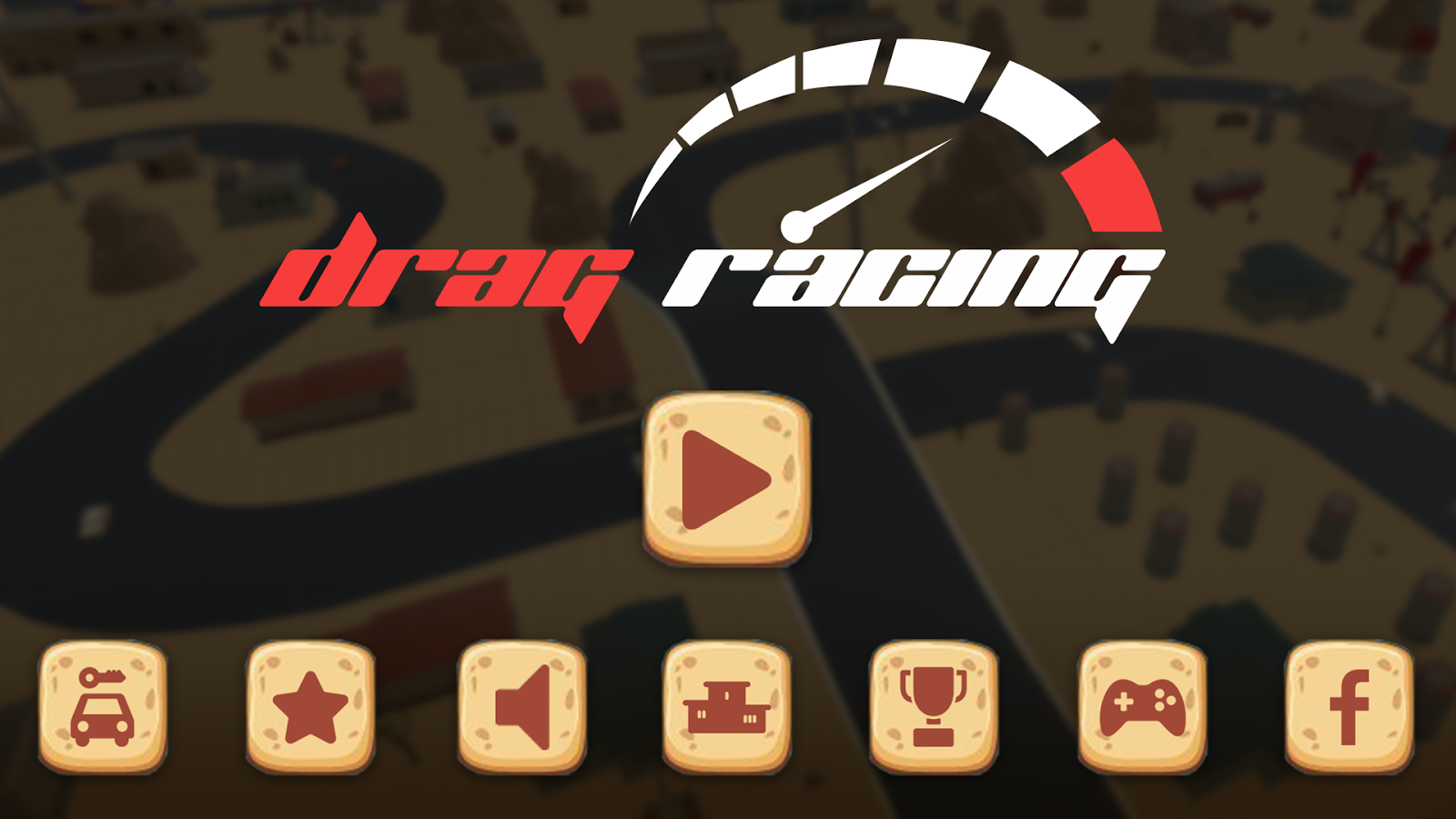 Drag Racing - car games 2017- screenshot