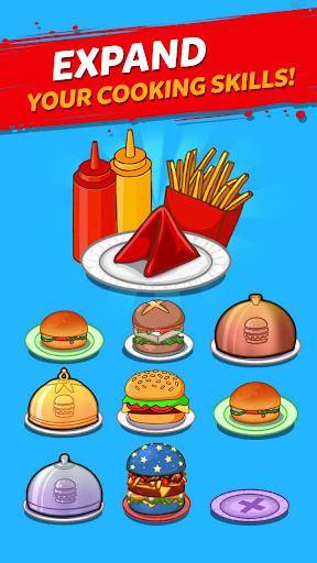 Merge Burger: Food Evolution Cooking Merger apklade screenshots 2