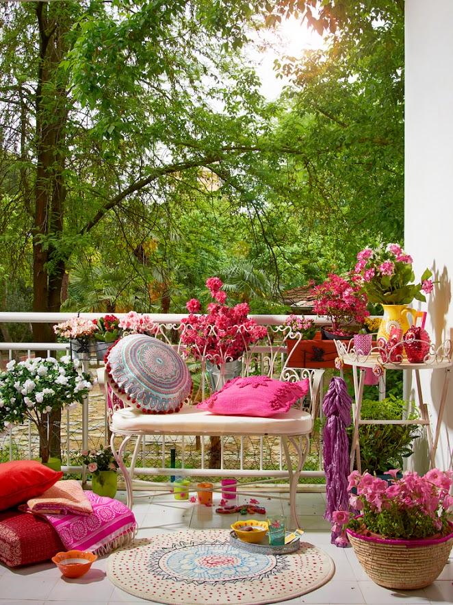 terraza color