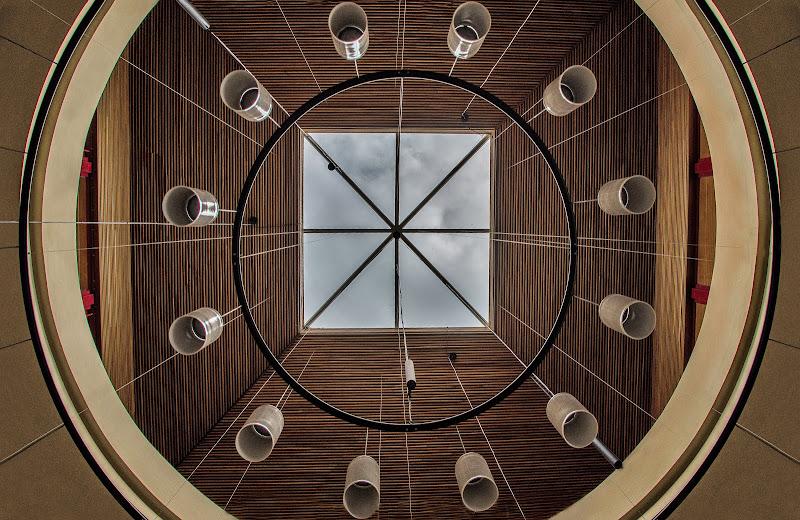Cerchio di luce di Moreno re