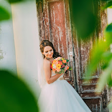 Wedding photographer Ekaterina Malysheva (eifelia). Photo of 28.09.2016